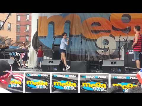 Nyah Jewel Ft. Dynasty Puerto Rican Festival 2013