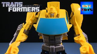 BUMBLEBEE: TRANSFORMERS CYBER COMMANDER SERIES | GENERATIONS 2015