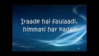 bande hain hum uske lyrics-Dhoom3