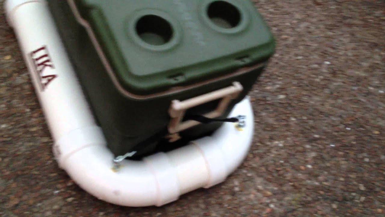 Home Made Floating Flounder Rig Youtube