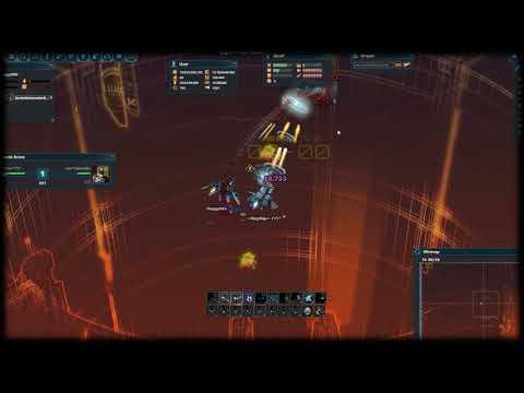 Darkorbit Training Arena 775★ FlagShip