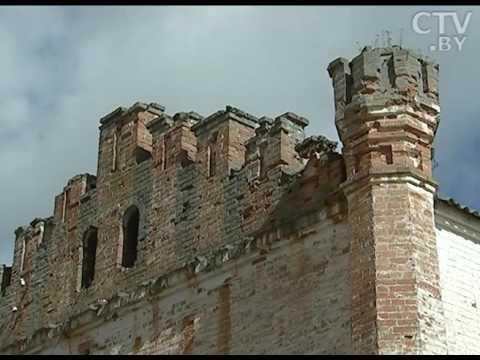 Памятники архитектуры Беларуси: Любчанский замок восстанавливают, благодаря волонтёрам