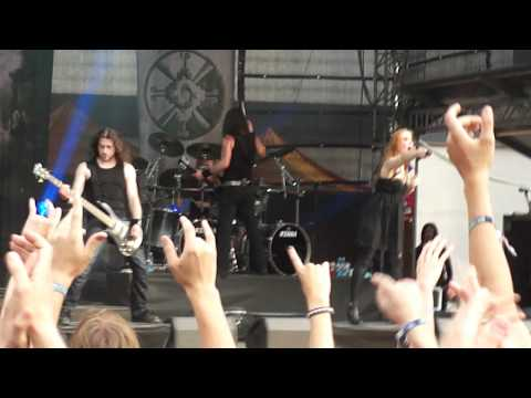 Epica - Cry For The Moon live at metalfest CZ