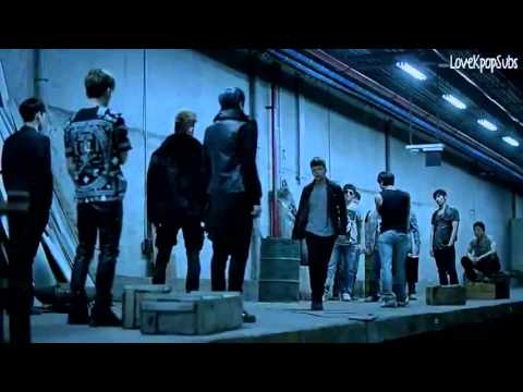 B A P   One Shot MV English subs   Romanization   Hangul