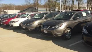 Nissan Rogue Sport!