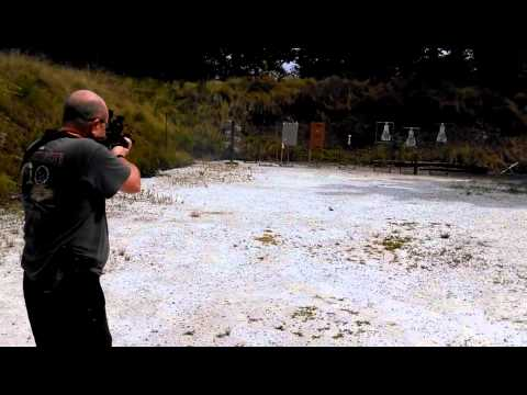 Running & Gunning with the Mech Tech CCU Glock 19 Round 2
