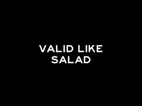 Valid Like Salad (original Mix) [+ Download Link] video