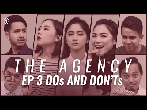 Ketemu Eclipse | The Agency - Episode 3