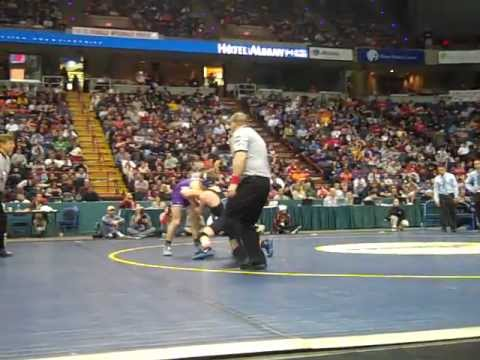 Trey Aslanian vs. Sect 5 (Finals)