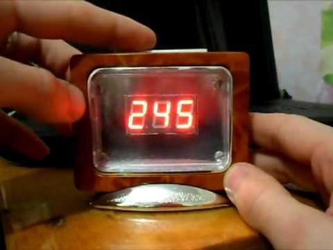Термометр на PIC16F628A и ds18b20