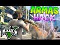 ARMAS HACKS !! GTA 5 MODS PC EXPLOSIONES INFINITAS EPICO !! GTA V MOD Makiman