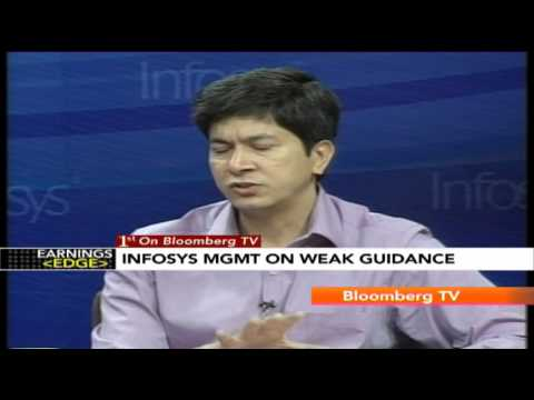Earnings Edge -- Infosys Q4 And Guidance Disappoints (1/3)