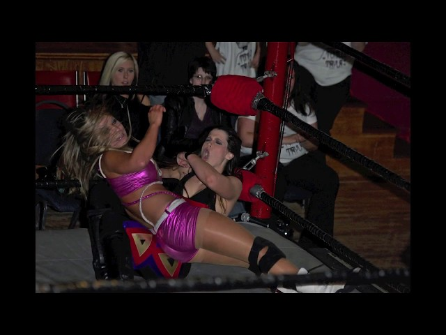 Tenille Tayla's Last Match in ECCW May 7 2011