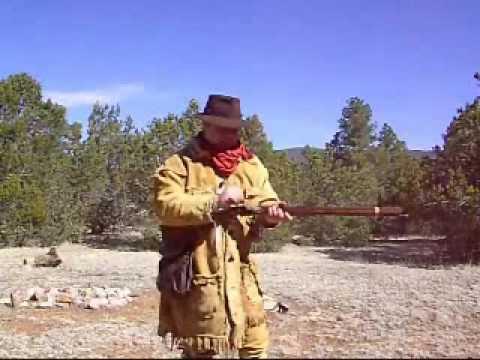 Derelict Epistle Flintlock Part 3 Firing a Flintlock Rifle (1 of 2)