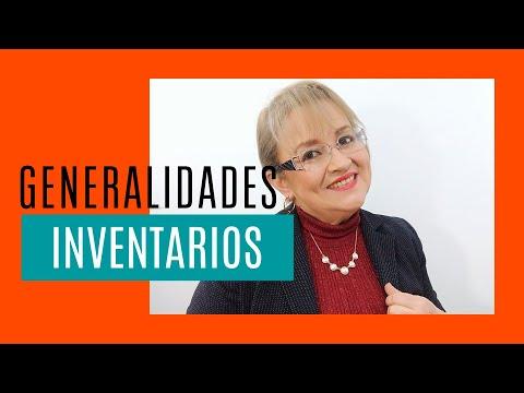 105. Sistema de Inventarios: Generalidades_ElsaMaraContable