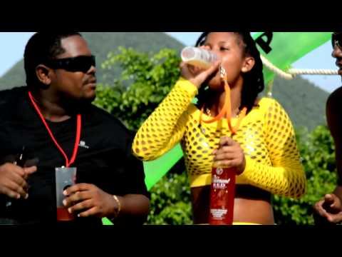 LEWI VS MASSAÏ - Wine fi me Riddim Dancehall
