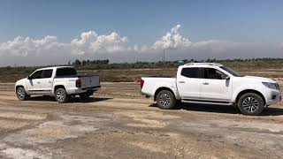 Vw Amarok V6 vs Nissan Navara Part ll