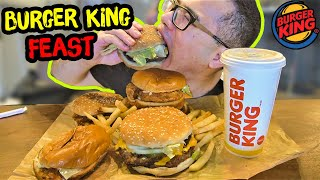 BURGER KING FEAST.