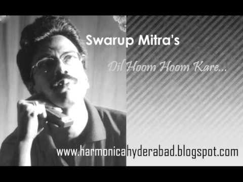 Dil hoom hoom kare (Rudali) :: Swarup Mitra on Harmonica