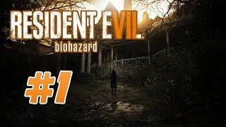 Sips Plays Resident Evil 7: Biohazard - (25/1/2017) #1