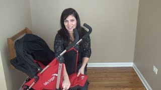 Baby Jogger Vue Lightweight Stroller Review by Baby Gizmo