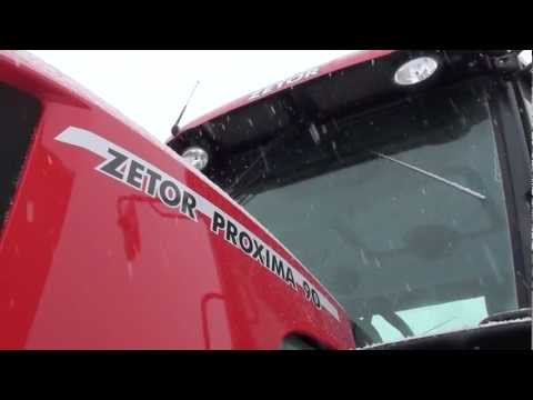 Sezon 2012 :Zetor proxima 90 [Full HD]