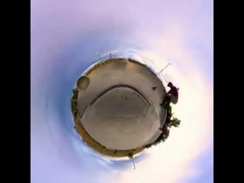 360 view of @bradleypichler 🎥: @jordanaenglish & @burton_productions | Shralpin Skateboarding