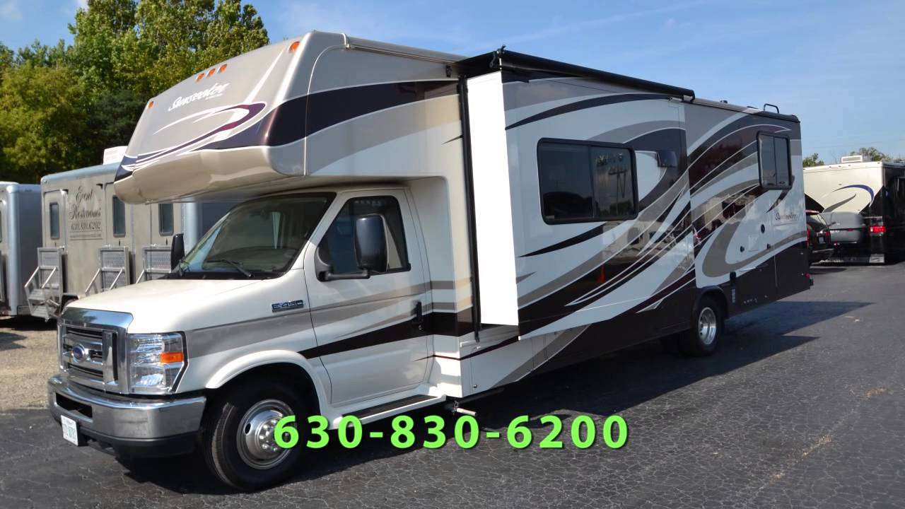 2014 chicago rv show rosemont prices are available now at for Barrington motor sales rv