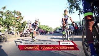 2018 Ronda Pilipinas Stage 3 Highlights