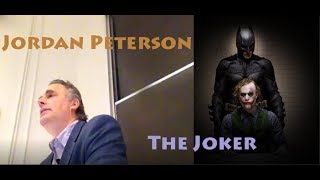 Jordan Peterson: Heath Ledger's Joker, Batman & archetypes