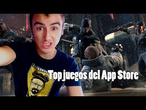 Top 5 mejores juegos del App store septiembre para iPhone 6/5s/5/4s/4 iPad y iPod