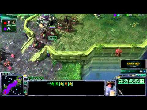 Starcraft2 Day[9] Daily #256 - Funday Monday: Mass Queen!