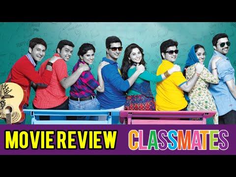 Classmates Marathi #moviereview - Sai Tamhankar, Sonalee Kulkarni, Ankush - Marathi Movie video