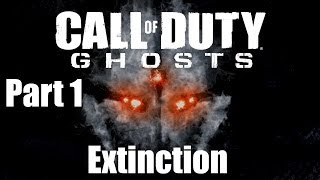 Call of Duty Ghosts - Extinction Part 1