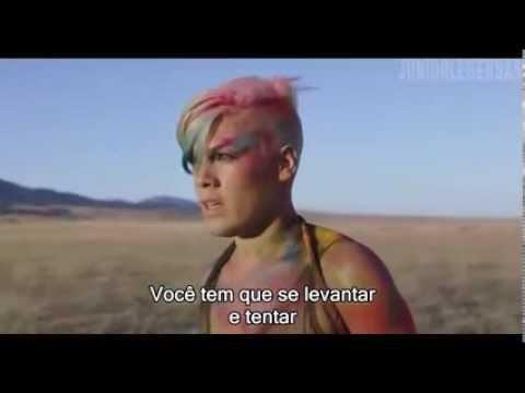 Pink - Try (tradução) video
