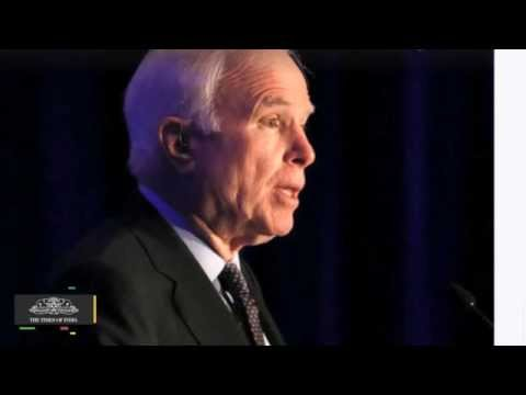McCain Trashes Kerry on Saudi Summit Snub
