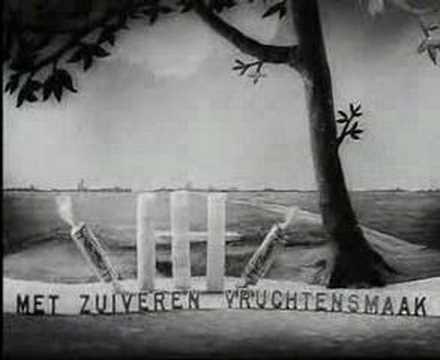 Reclamefilm: snoep van Bonera (1944)