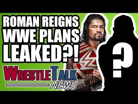 Roman Reigns Post-WrestleMania 34 Plans LEAKED! | WrestleTalk News Mar. 2018