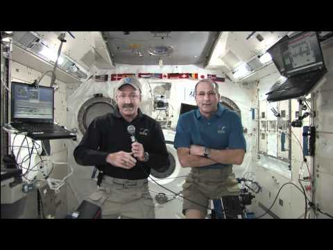 Inside the International Space Station Episode 4 Chapter 2 - Mr. Fixit
