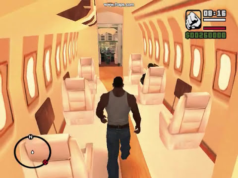 Gta San Andreas Loquendo - Buscando a Big Smoke 1/2