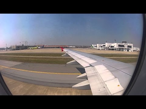 AirAsia Flight No FD 3001 Bangkok to Phuket, Don Mueang Airport Bangkok.