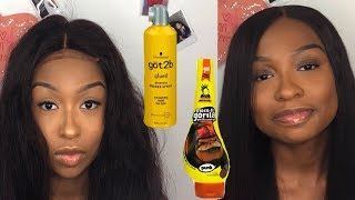 How To: Install Closure Wigs *Beginner Friendly + Styling | Ft. Sunber Hair | Lovevinni_