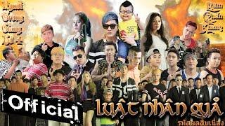 Video clip Phim Ca Nhạc Luật Nhân Quả (Người Trong Giang Hồ 4) - Lâm Chấn Khang 2016
