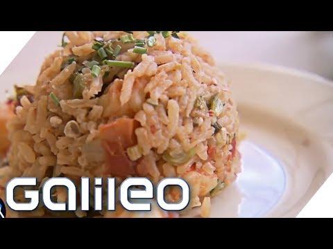 Ist dieses Essen wirklich geklaut? | Galileo | ProSieben
