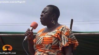 Mme Womas:Nous devons redoubler d