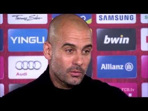 Pep Guardiola kontert Kritik an Bastian Schweinsteiger und Xabi Alonso | FC Bayern München