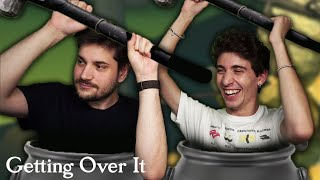 """GETTING OVER IT"" in DUE!! w/ ilGattoSulTubo"