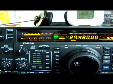 reception 27.480 mgh yeasu ft 1000 mp mark five