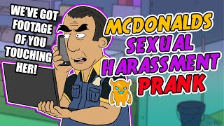 McDonalds Sexual Harassment Prank - Ownage Pranks
