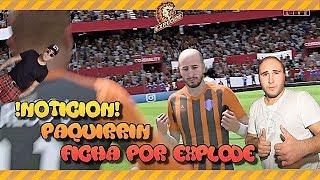 "Kiko Rivera ""Su Version Mentirosa"" Ficha Por eXplode   Clubes Pro   VPG SPAIN   Gameplay PS4 FIFA19"